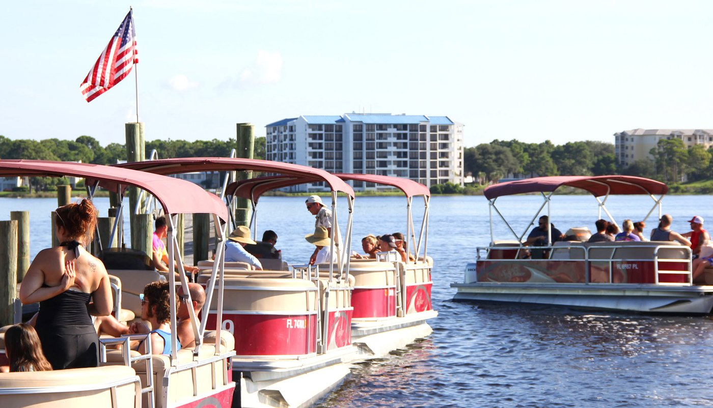 Pontoon Boat Rental FAQs