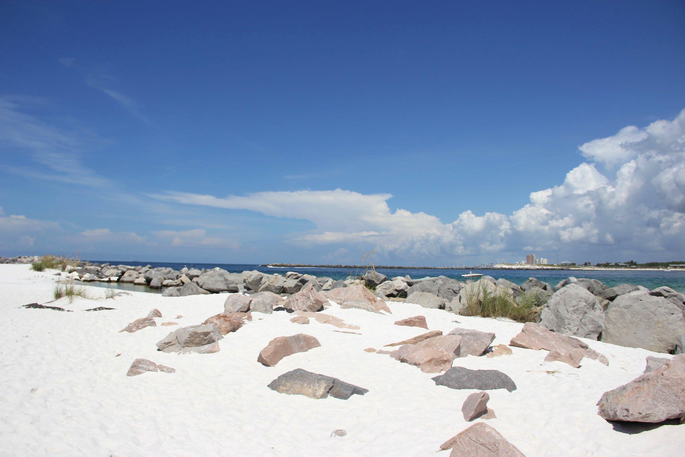 how to get to shell island panama city beach florida | shell island
